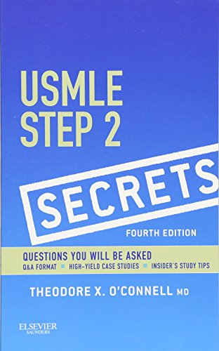 USMLE Step 2 Secrets, 4e cover