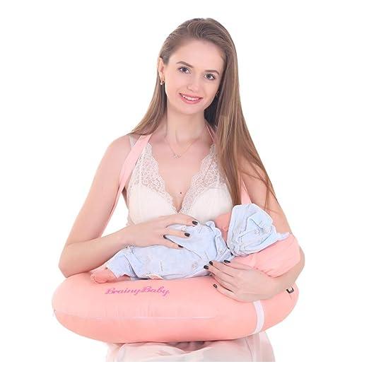 GTANGYUAN Almohada de Lactancia Materna Multifuncional para ...