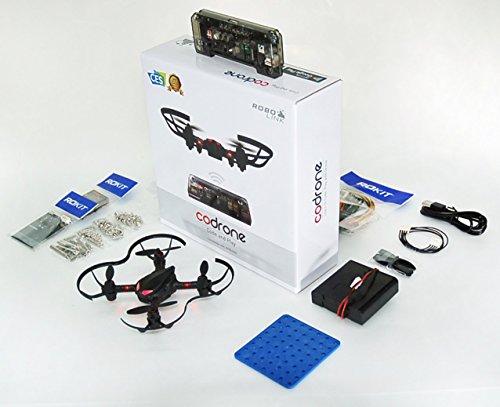 512kqXTFvVL Robolink Codrone Programmable-Educational DroneKit for Kids