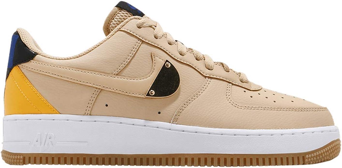 Amazon.com | Nike Men's Shoes Air Force 1 '07 LV8 Sesame ...