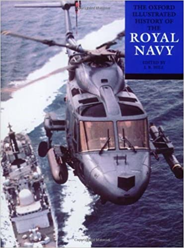 Book The Oxford Illustrated History of the Royal Navy (2002-10-17)