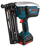 Bosch FNH180K-16 18-Volt Lithium-Ion 16-Gauge Finish Nailer Kit with Battery, Charger and Case