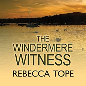 The Windermere Witness Hörbuch