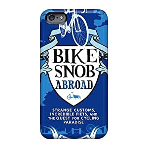 Shockproof Hard Phone Covers For Iphone 6 (plE6442BRri) Allow Personal Design Realistic Mcfly Band Series