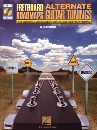 Hal Leonard Fretboard Roadmaps - Alternate Guitar Tunings ()