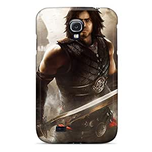 Fashion Tpu Case For Galaxy S4- Prince Of Persia Defender Case Cover