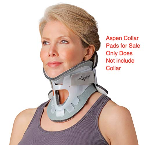 Replacement Pads - Aspen Cervical Collar Neck Brace for Neck Pain Relief and Neck Support