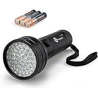 TaoTronics Brighter UV Flashlight