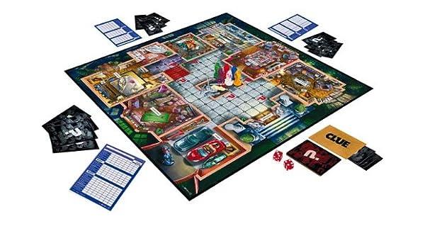 Cluedo El clásico juego de mesa Misterio.: Amazon.es: Juguetes y juegos