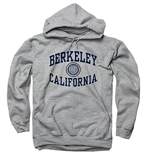 New Agenda University of California Berkeley Mens Sweatshirt Reverse Arch- ()