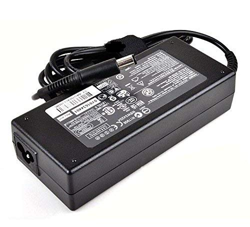18.5V 6.5A 120W 7.45.0 120W ac Adapter Compatible for HP HDX HDX18 HDX18t Pavilion DV6 DV7 DV8 Power Supply Charger 608426-001 PPP016L-E 609941-001 (Hp Dv6 Charger 120w)
