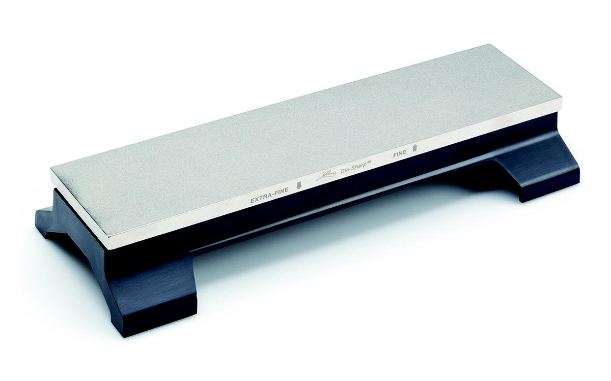 DMT B8250-MBA Duo Base Bench Stone Accessory with Magna-Base Adapter