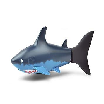 ZZULYU Mini Control Remoto Tiburon Bucear Juguetes Niño Animales Marinos Juguete Modelo Juguetes (3.9 * 1.8 * 2.3 In),c,10×4.5×5.7cm: Amazon.es: Deportes y ...