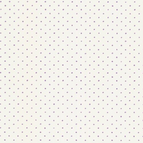 - Decorate By Color BC1581170 Purple Dot Mini Print Wallpaper