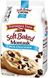 Pepperidge Farm Soft Baked Cookies, Montauk Milk Chocolate, 8.6 Oz
