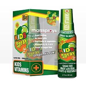 Marz Spray Kids Spray, 2 Fluid Ounce