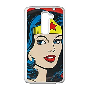 Amazing woman Cell Phone Case for LG G2