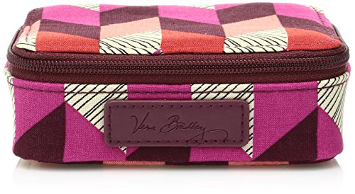Vera Bradley Travel Pill Case, Bohemian Chevron