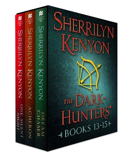 The Dark-Hunters, Books 13-15: (Dream Chaser, Acheron, One Silent Night) (Dark-Hunter Collection Book 5)
