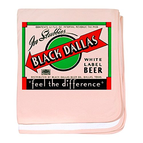 Beer Baby Blanket - CafePress - Texas Beer Label 2 - Baby Blanket, Super Soft Newborn Swaddle