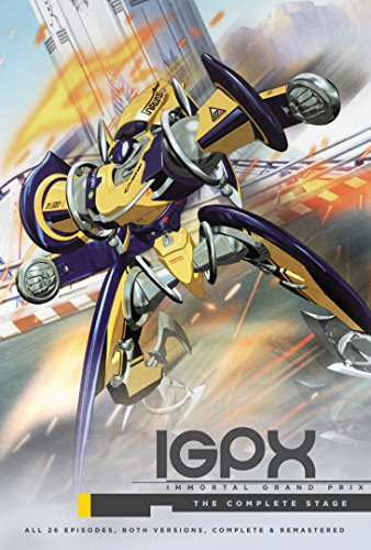 IGPX Immortal Grand Prix Complete Collection ()