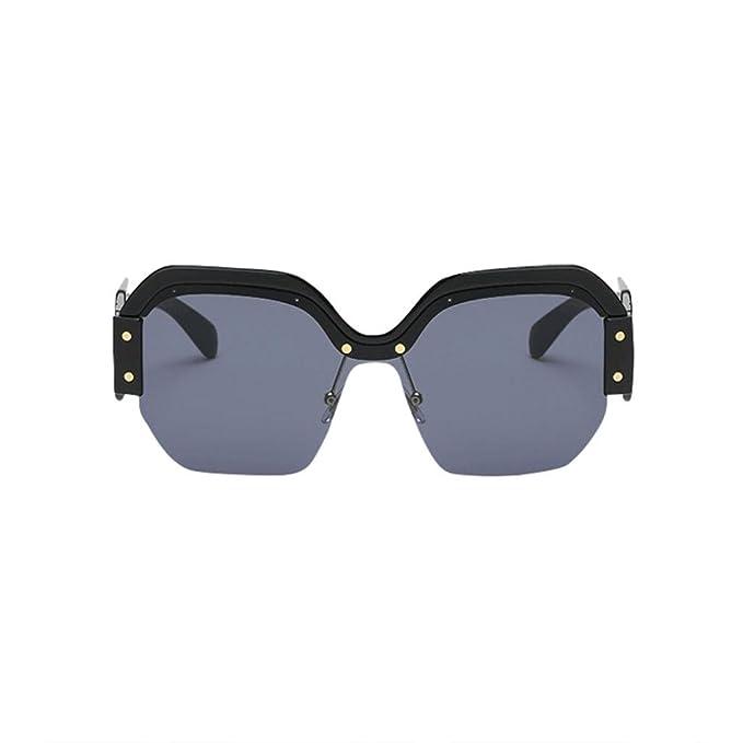 mode sonnenbrille sonnenbrille Große rahmen sonnenbrille temperament sonnenbrille Echt Weiß BDiVJr0Pt