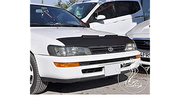 Cobra Auto Accessories Car Hood Mask Bra in Diamond Fits Honda Acura Integra 94 95 96 97 98 99 00 01