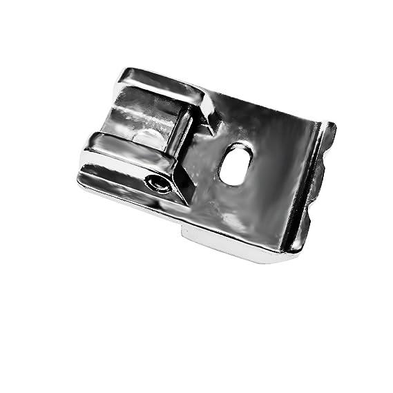 Máquinas De Coser Domésticas En Casa Grabación Universal De La Tubería Doble Prensatelas: Amazon.es: Ropa y accesorios
