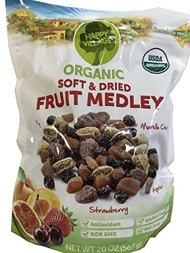 (Organic FRUIT MEDLEY)