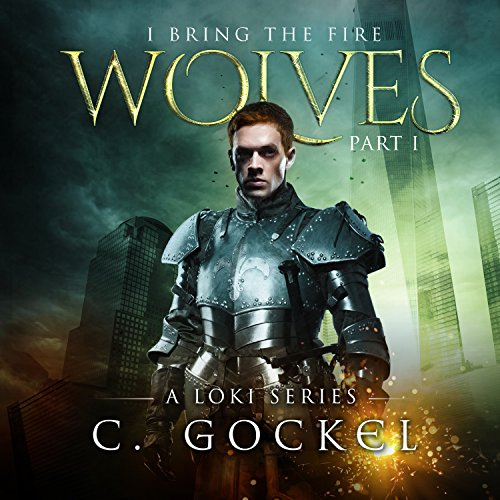 Wolves: I Bring the Fire Series #1 by Tantor Audio