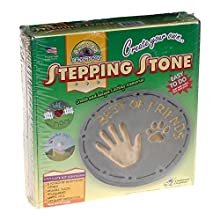 Garden Craft Kit Create Your Own Stepping Stone