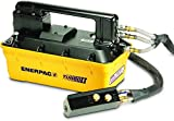 Enerpac PARG-1102N Turbo II Air Hydraulic Pump with 2 Liter Reservoir and Remote Pendant