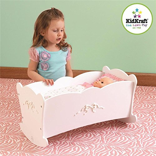 Tiffany Bow Lil Doll Cradle product image