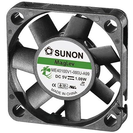 Sunon Axial Fan DC 40 x 40 x 10 mm