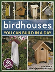 Build a Fine Home for your Feathered Friends                  Birds of all feathers will be flocking to your backyard to live in the beautiful houses and dine in the unique feeders you can build in just a few short ...