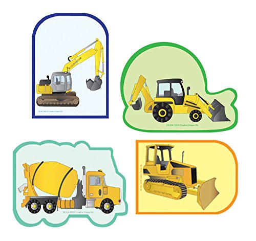 Construction Mini Accent Variety Pack