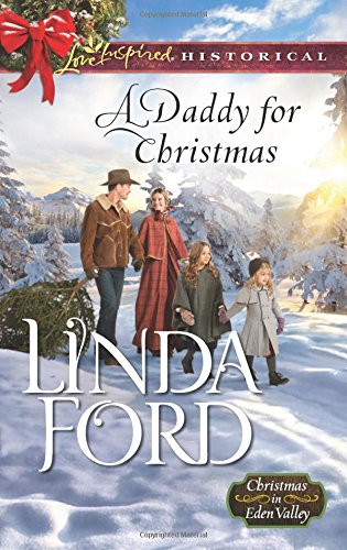 book cover of A Daddy for Christmas