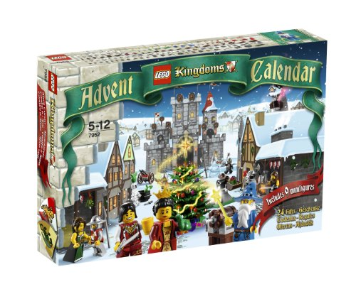(LEGO Kingdoms Exclusive Set #7952 2010 Advent Calendar)