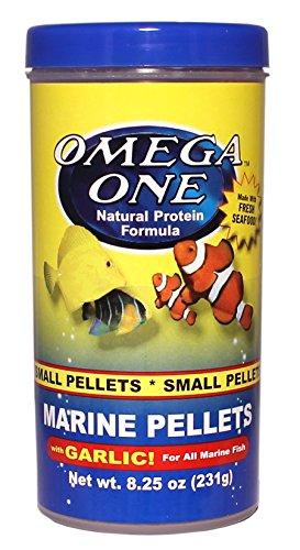 Image of Omega One Garlic Marine Pellets - Small Sinking 8.25oz.