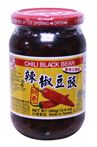 ?????? Master douchi Femented Black bean sauce for Asian cooking 13.4oz