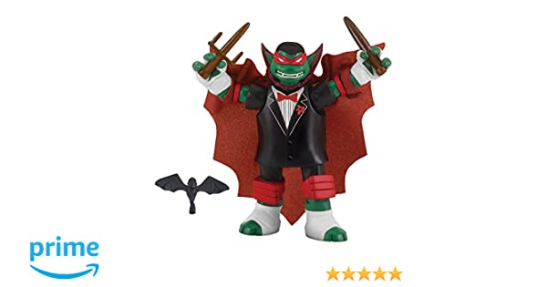 Teenage Mutant Ninja Turtles Vampire Raphael Basic Action Figure, 5