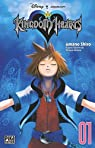 Kingdom Hearts, Tome 1 par Amano