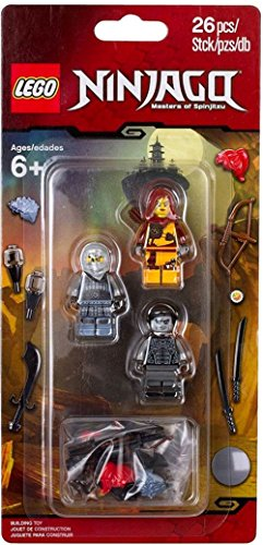 레고(LEGO) 닌자 고 element・마스터 미니 피규어 세트 (853687)