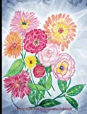 perfect flower garden design Flower Floral Design Composition Notebook: College Ruled Book, Softcover Perfect Bound, Lined 100 pages (50 Sheets), 9 3/4 x 7 1/2 inches (Floral Gardener Gifts) (Volume 5)