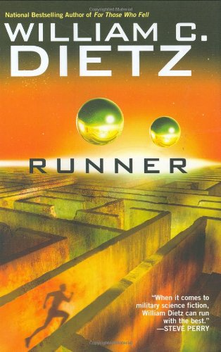 book cover of Runner