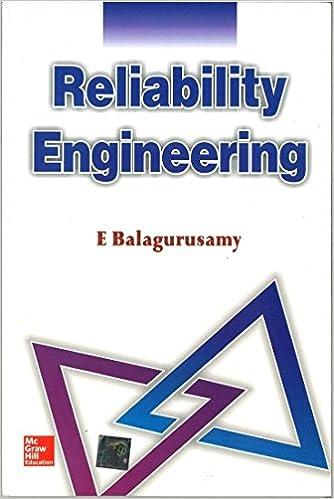 reliability engineering by balagurusami