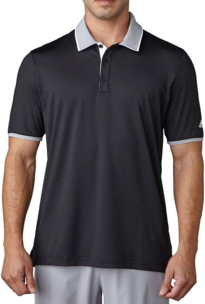 adidas Mens Golf Climacool Performance Shirt