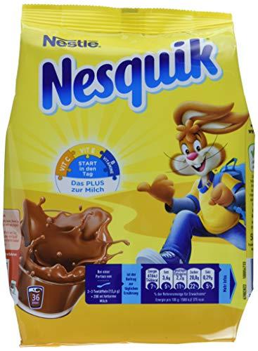 Nestle Nesquik Kakao 1er Pack 1 X 500 G Amazon De Amazon Pantry