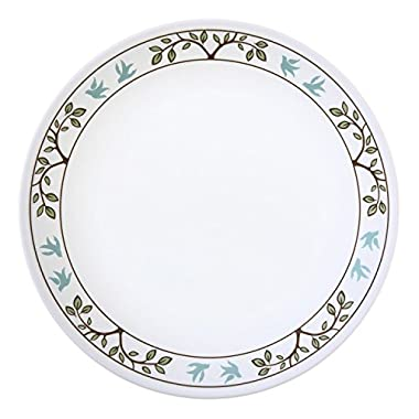 "Corelle Livingware Tree Bird 8-1/2"" Lunch Plate (Set of 12)"