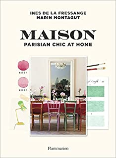 Book Cover: Maison: Parisian Chic at Home